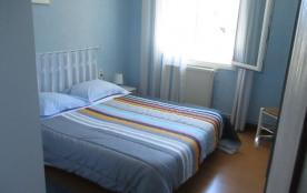 Chambre 1 lit de 1,60 m.