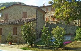 Maison pour 4 personnes à Città di Castello