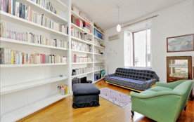 Spacious 1bdr apt in Parioli