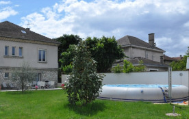 Grand Jardin avec terrasses et Piscine