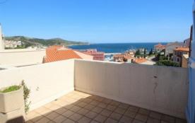 FR-1-309-45 - Appartement avec terrasse vue sur la mer, à deux pas du port de plaisance
