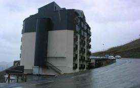 résidence acces parking couvert