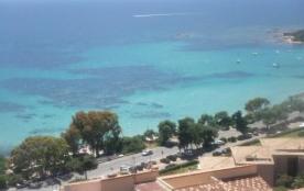 Appartement Ajaccio avec magnifique vue sur la mer