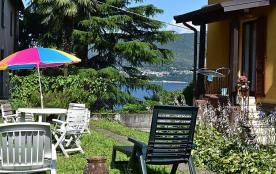 Appartement pour 2 personnes à Castelveccana
