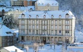 la résidence Hélios à Barèges