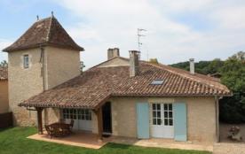 Ancien Pigeonnier Restauré - Le Puy