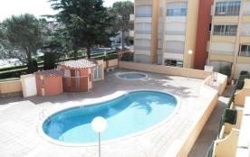 Appartement 2 pièces de 30 m² environ pour 4 personnes situé à 400 m de la mer et à environ 800 m...