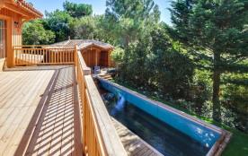 squarebreak, Magnifique propriété avec piscine