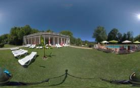 Camping Audinac les Bains - Mobil home TOIT PLAT avec sanitaire