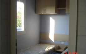 1ère chambre 2 lits simples