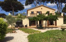 Villa Hyères pour 10 personnes