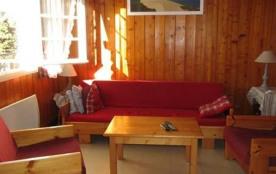 Appartement 6 personnes - 1er étage avec balcon - Chalet ARAYADE - 40600 Biscarrosse Plage