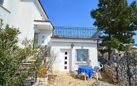 Appartement pour 1 personnes à Crikvenica/Jadranovo