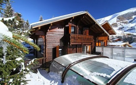 Chalet Le Ponton - Chalet Individuel 12 pers.