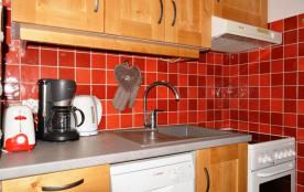 Le Grand Bornand 74 - Le Chinaillon Secteur Centre - Résidence Blanche Neige 2. Appartement 2 piè...