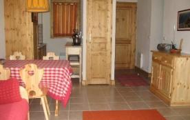 Appartement 2 pièces cabine 6 personnes (B02)