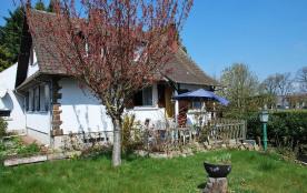 Charmante villa traditionnelle à Saint Valery au coeur de la Baie de Somme