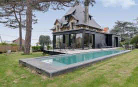 squarebreak, Belle et grande villa normande à Trouville