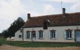 Gîtes de France - À 25 km de Blois, maison indépendante à proximité de l'habitation des propriéta...