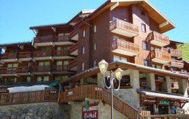 Appartement 3 pièces cabine 6 personnes (409)
