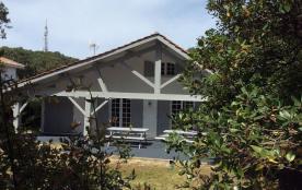 Villa de charme avec jardin (Le Canon)