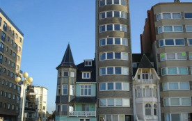 Appartement agréable situé sur la plage et la digue