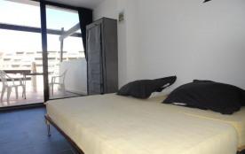 Le Cap d'Agde naturiste (34) - Quartier Port Nature - Résidence Port Nature Colline - Appartement...