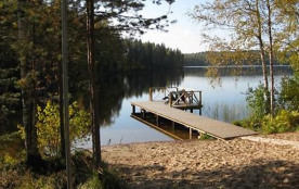 Studio pour 3 personnes à Heinävesi
