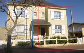 Saint Jean de Monts (85) - Quartier des Demoiselles - Avenue de la Plage. Maison 3 pièces - 61 m²...