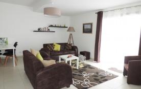 ARCACHON : Très bel appartement de 52 m², idéal pour 2 à 4 personnes