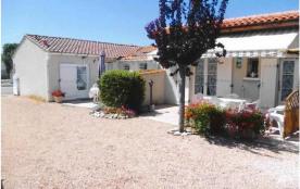 Location Maison L'aiguillon/mer - La Faute/mer 4 personnes 3 étoiles