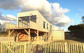 N°252 - Maison neuve 4 étoiles BELLE VUE MER 70m