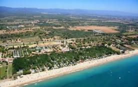 ELS PRATS VILLAGE - Beach & Camping Park, 404 emplacements, 63 locatifs