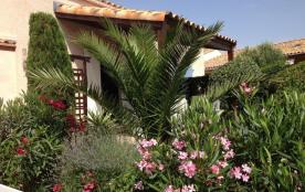 Charmante villa avec jardinet