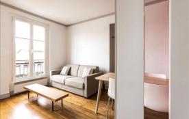 Bright apartment in 13th arrondissement