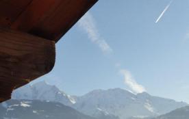 Vue sur Mont Blanc