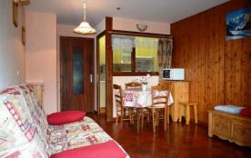 Studio de 24 m² environ pour 4 personnes, la résidence Blanche Neige 2 est située dans le centre ...