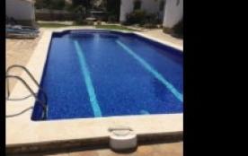 Magnifique villa tout confort pour 6 personnes à Miami Playa près de Cambrils