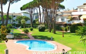 Location à Calella de Palafrugell - Appartement à louer avec piscine |cal