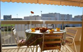 Résidence Ormarines - Appartement 2 pièces situé à 2 minutes de la mer.