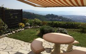 Superbe appartement vue exceptionnelle baie de Cannes