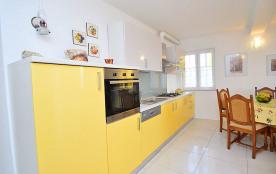 Appartement pour 3 personnes à Krapanj