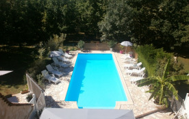 La piscine vue du 2sd