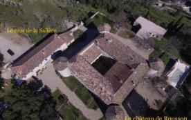 Grande maison indépendante pour 11 personnes avec piscine et vue sur la Cévenes - Rousson