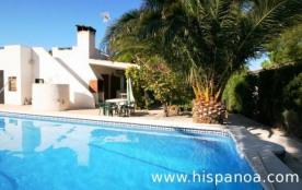 Location de cette maison à las Tres Calas