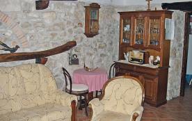 Studio pour 4 personnes à Vozilići