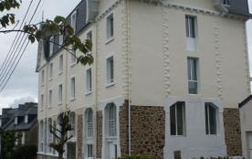Carantec : appart.T3 Coquet, vue sur mer, avec balcon ds Résidence caractère