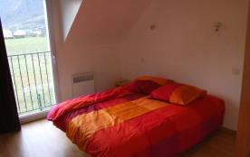Chambre 1 lit double (4 )