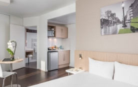 Adagio access Aparthotel Paris Reuilly - Appartement 1 chambre 4 personnes