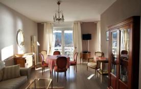 Appartement meublé de Tourisme, 3 étoiles.
